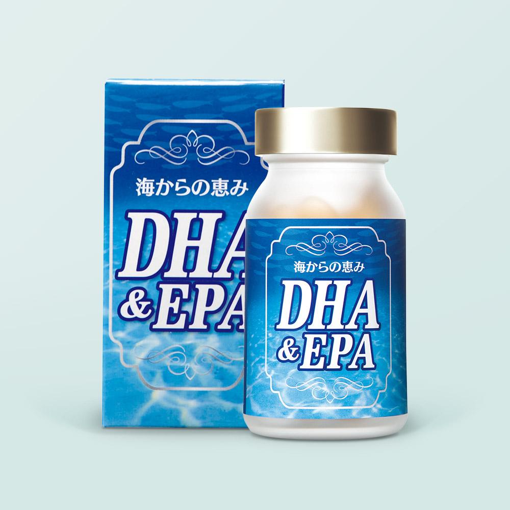 海からの恵み DHA&EPA
