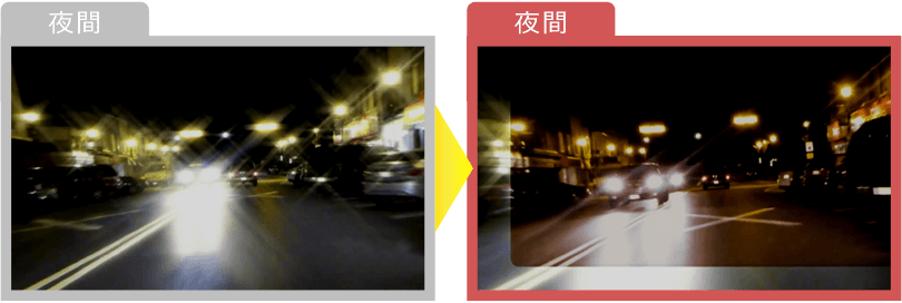 夜間使用イメージ
