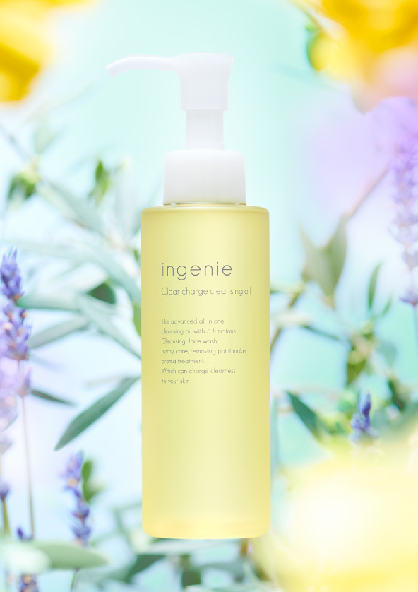 ingenie Clear charge cleansing oil
