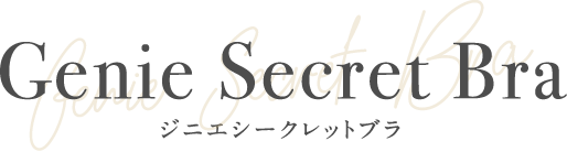Genie Secret Bra ジニエシークレットブラ