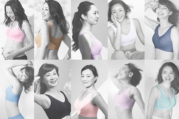 10women's REAL BEAUTY SHOOT by genie