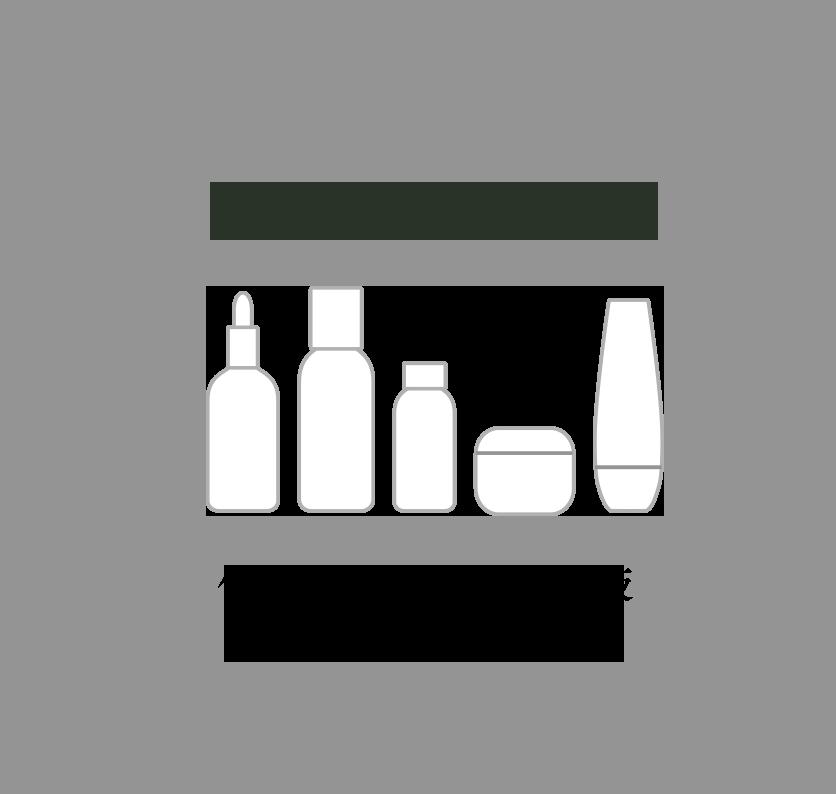 ALL IN ONE 化粧水・美容液・乳液・クリーム・化粧下地