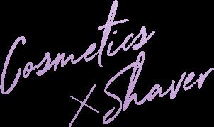 Cosmetics × Shaver