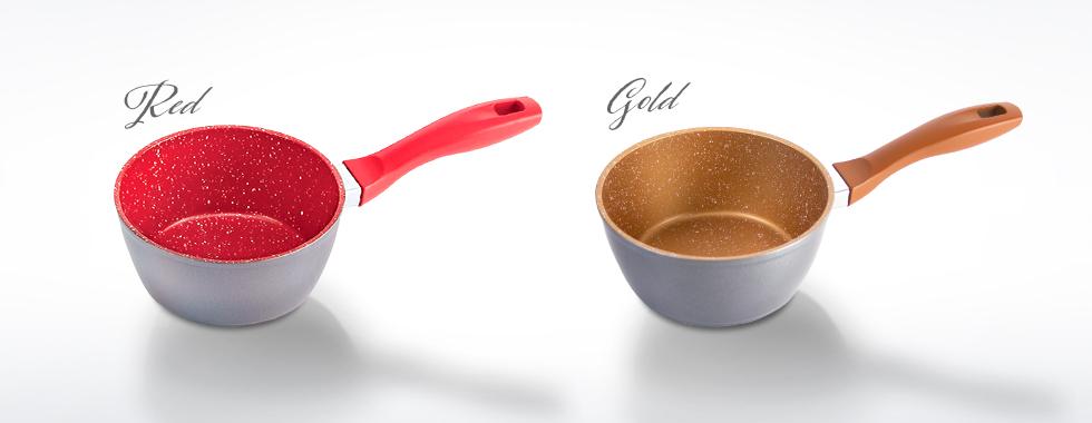 レッド、ゴールド