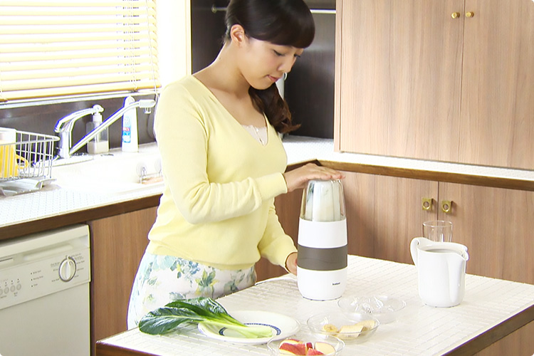 Iwatani サイレントミルサー